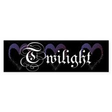 Twilight Sparkle Heart Bumper Sticker (10 pk)