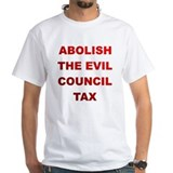 LGSR Shirt (abolish council tax)