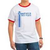 Retro Stripe-Bonneville Salt T