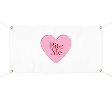 Twilight Vampire Valentine Banner