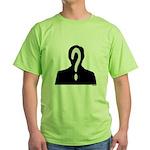 THE MAN Green T-Shirt