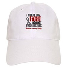 In The Fight 1 PD (Daddy) Baseball Cap