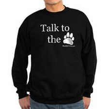 Talk to the Paw Sweater