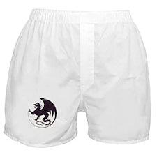 Unique Dragon art Boxer Shorts