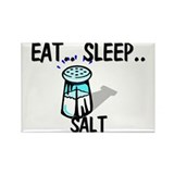 Eat ... Sleep ... SALT Rectangle Magnet (10 pack)