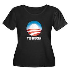Yes We Can - Barack Obama Log T