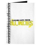 Sailors love their blondes Journal