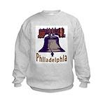 Love Pennsylvania Kids Sweatshirt