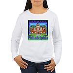 Love Pennsylvania Women's Long Sleeve T-Shirt