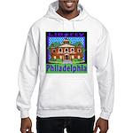 Love Pennsylvania Hooded Sweatshirt