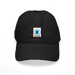 DESCHENES Family Crest Black Cap