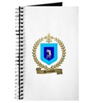 DESCHENES Family Crest Journal