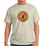 U S S Farragut Light T-Shirt