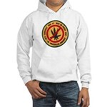 U S S Farragut Hooded Sweatshirt