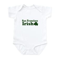 San Francisco Irish Infant Bodysuit