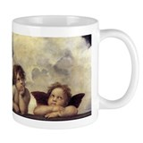 Raphael's Angels Small Mug