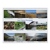 Scenic Wall Calendar