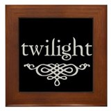 Twilight Framed Tile