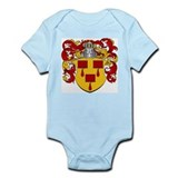Pater Family Crest Infant Creeper