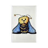Bee Secrets Rectangle Magnet (100 pack)