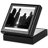 Chicago, Illinois Keepsake Box
