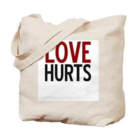Love Sucks Tote Bag