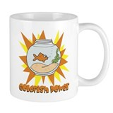 Goldfish Power Mug