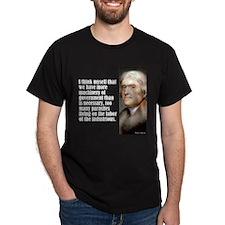 "Jefferson ""I Think"" T-Shirt"