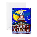 Love Pennsylvania Greeting Cards (Pk of 10)