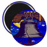 Starry Night Philadelphia Magnet