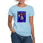 Starry Night Philadelphia Women's Light T-Shirt