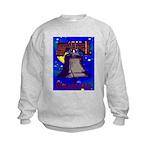 Starry Night Philadelphia Kids Sweatshirt