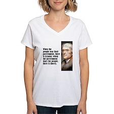 """Jefferson """"Liberty"""" Shirt"""