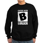 Rated B: Birder Sweatshirt (dark)