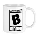 Rated B: Birder Mug