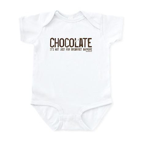 chocolate-breakfast Body Suit