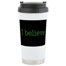 I Believe (Alien) Ceramic Travel Mug