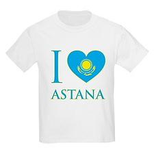 I Love Astana T-Shirt