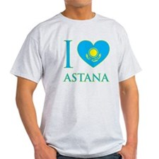 I Love Astana T-Shirt