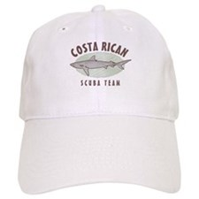Costa Rican Scuba Team Baseball Cap