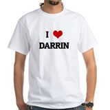 I Love DARRIN Shirt