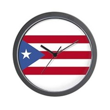 Cute Boricua Wall Clock