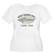 Great Barrier Reef Scuba Team T-Shirt