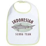 Indonesian Scuba Team Bib