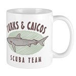 Turks and Caicos Scuba Team Mug