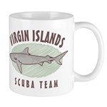 Virgin Islands Scuba Team Mug