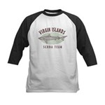 Virgin Islands Scuba Team Kids Baseball Jersey