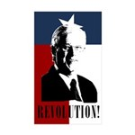 Geren Revolution Rectangle Sticker 10 pk)