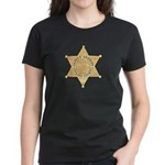 Tulare County Sheriff Women's Dark T-Shirt