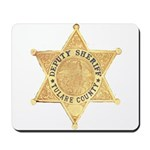 Tulare County Sheriff Mousepad